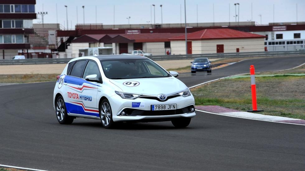 Fotos 24H Híbridas Toyota 2015
