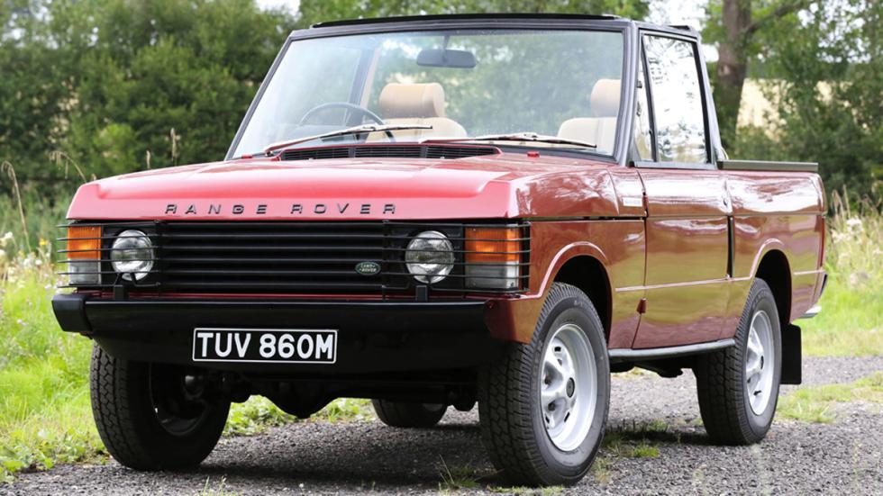 Range Rover 1973 Cabriolet