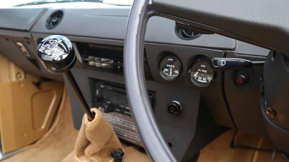 Range Rover 1973 Cabriolet pomo