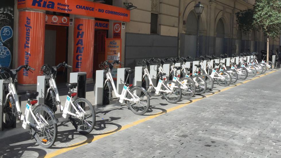 BiciMAD, las bicicletas de Madrid, al borde la quiebra