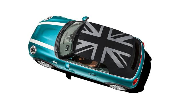Mini Cabrio 2016 capota union jack
