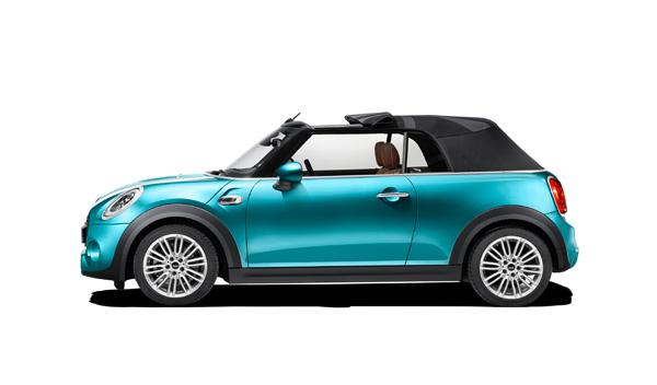 Mini Cabrio 2016 lateral capota