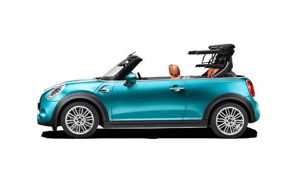 Mini Cabrio 2016 capota