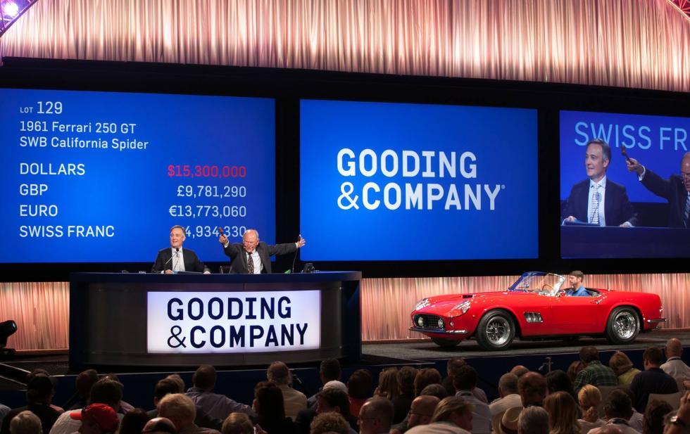 subastas de Gooding and Company