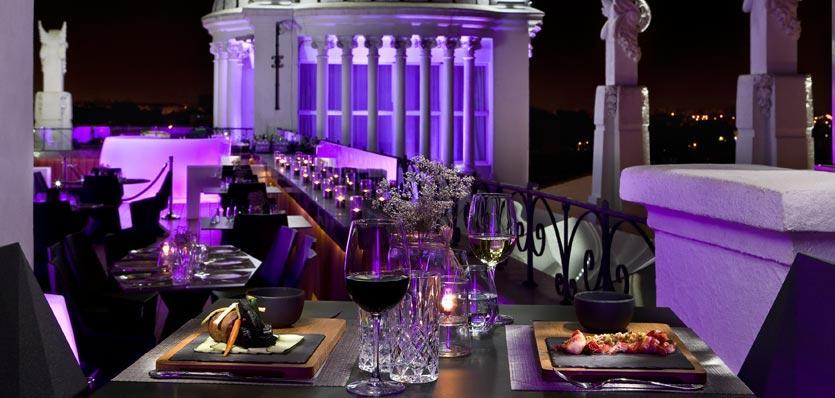 Terraza Hotel Me Madrid 2
