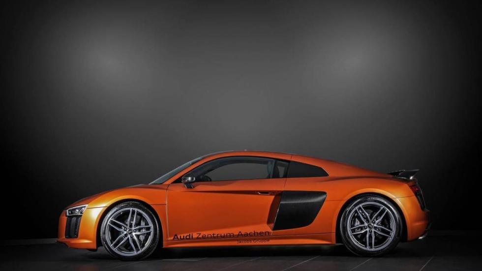 Audi R8 V10 Plus by HplusB Design