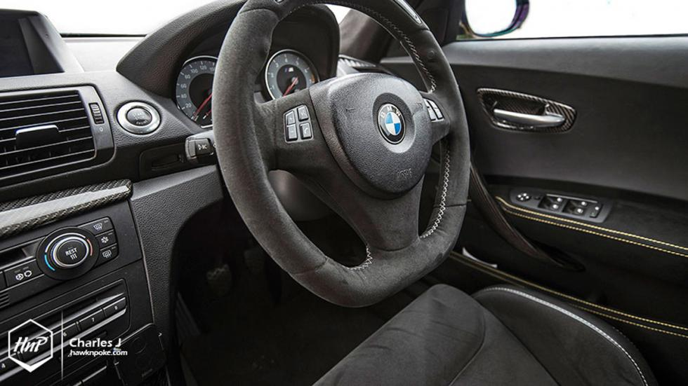 BMW 1M hatchback volante