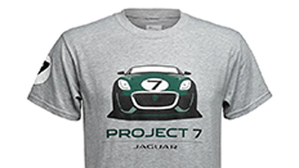 jaguar camiseta heritage