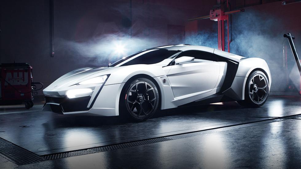 Los 5 coches más caros del mundo -- Autobild.es