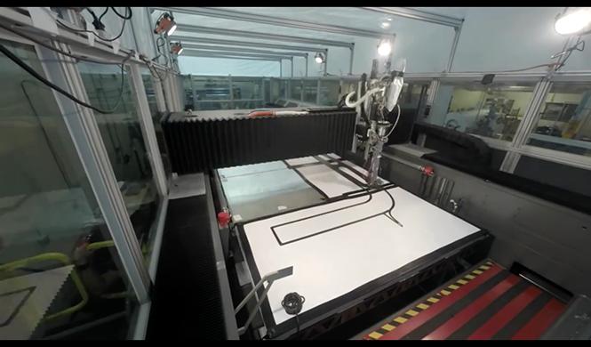 casa y coche impresos en 3D inteconectados 5