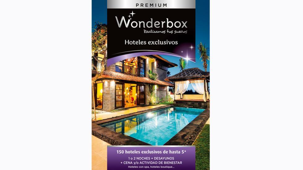 Hoteles exclusivos wonderbox 2015