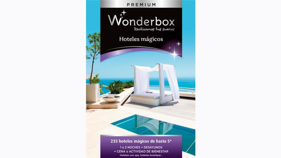 Hoteles mágicos wonderbox 2015
