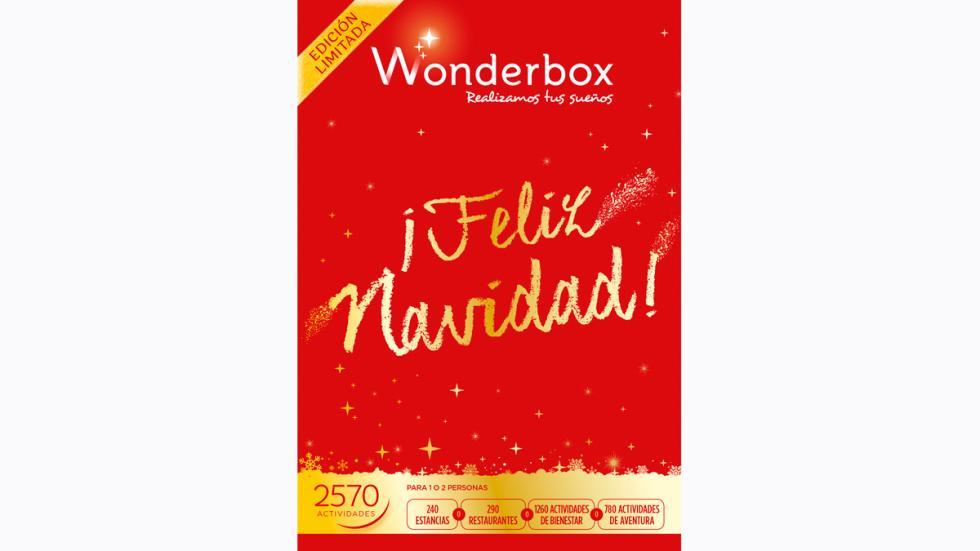 Edición navidad wonderbox 2015