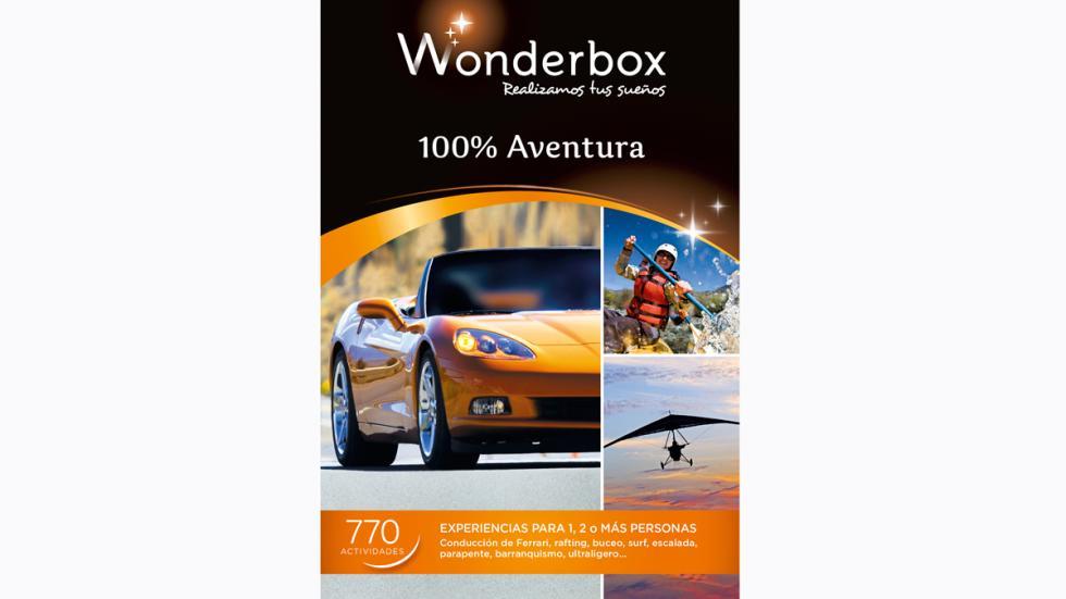 Aventura wonderbox 2015