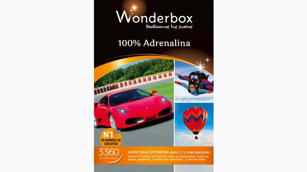 adrenalina wonderbox 2015