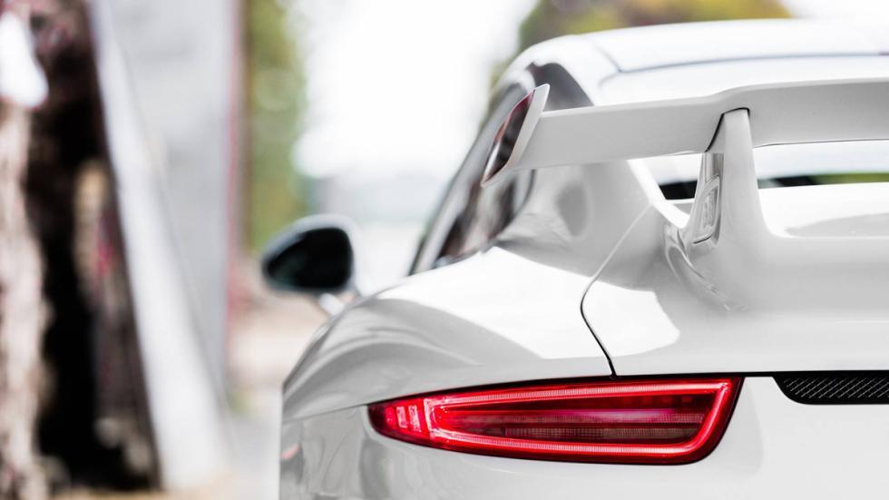 Porsche 911 GT3 faro