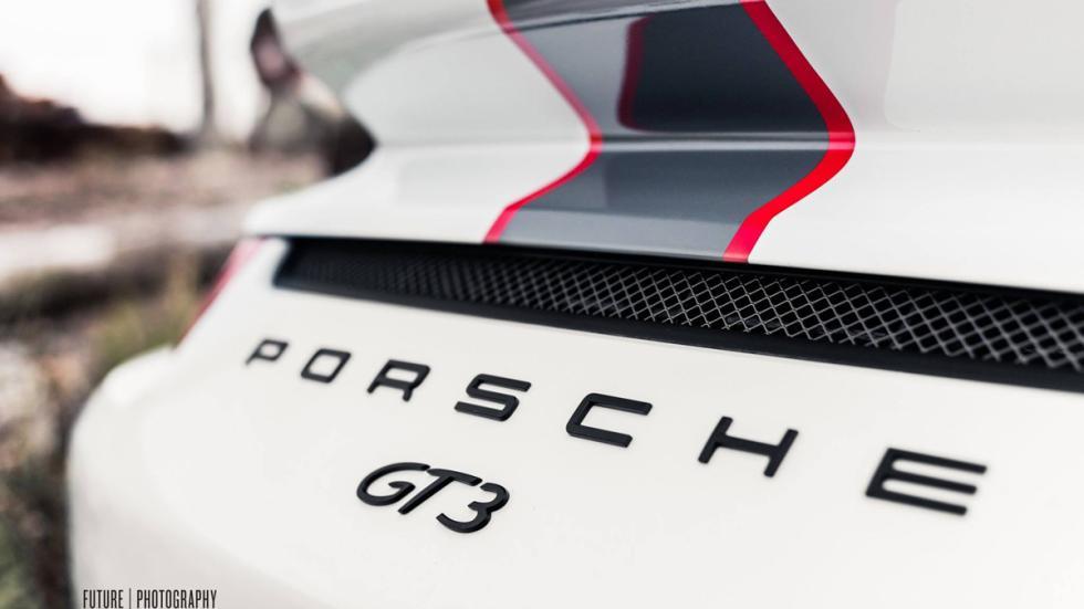 Porsche 911 GT3 detalle