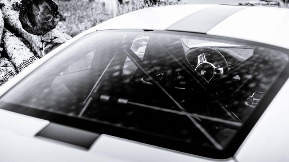 Porsche 911 GT3 barras