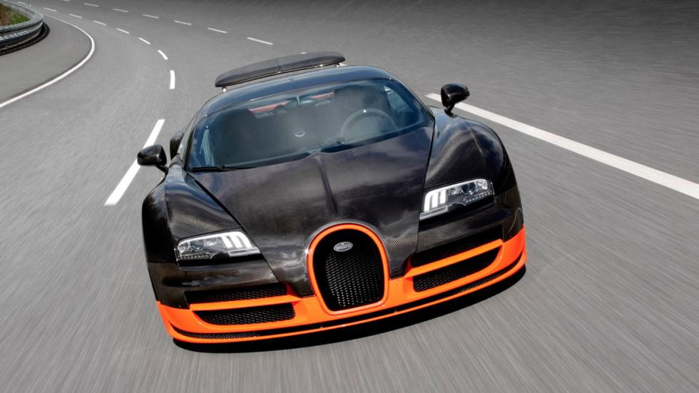 Bugatti Veyron 8.0 W16 Super Sport
