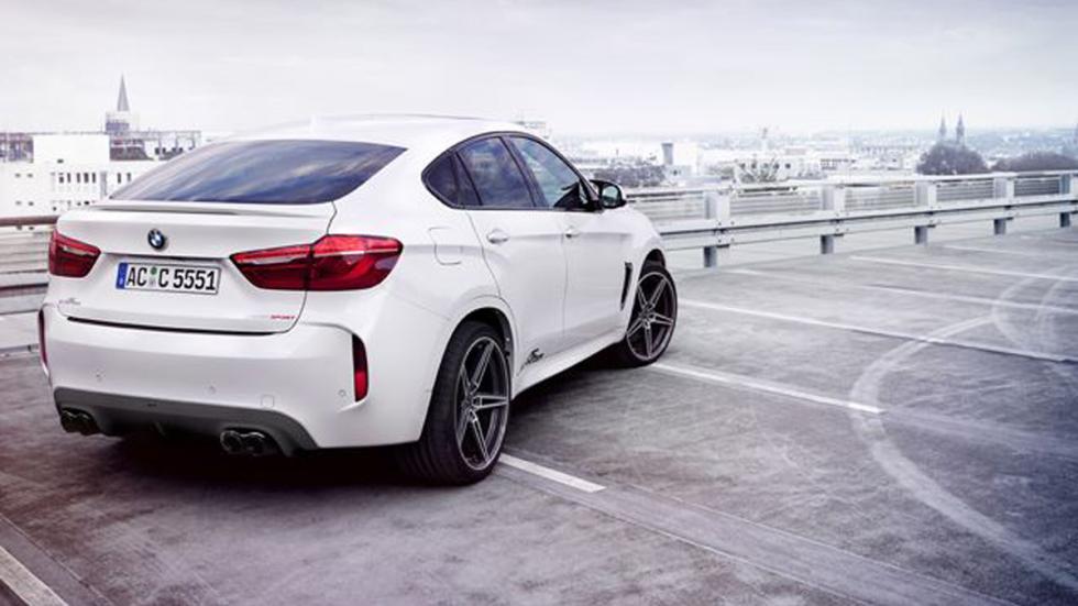 BMW X6 AC Schnitzer trasera