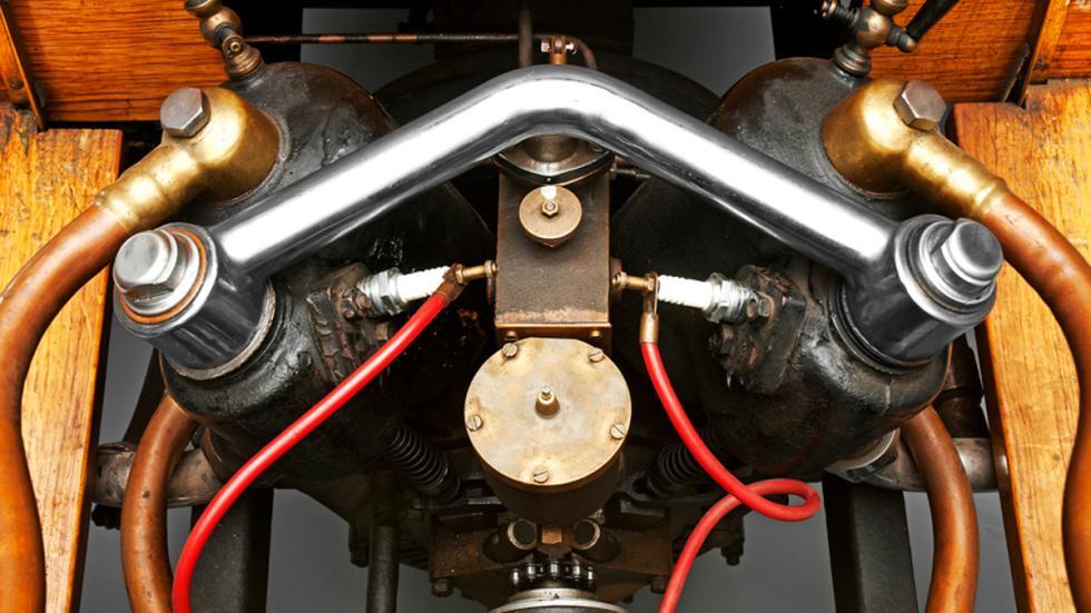 Laurin & Klement Voiturette A motor