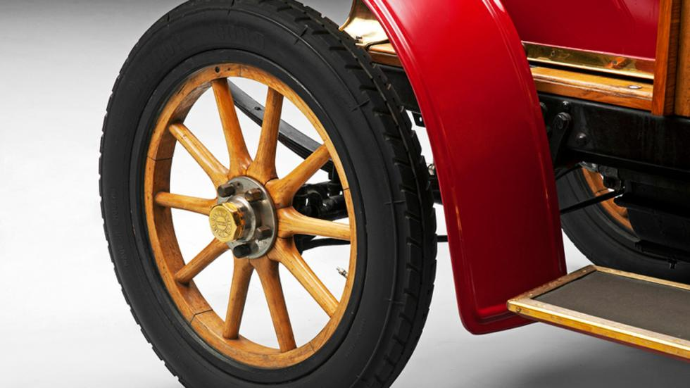 Laurin & Klement Voiturette A rueda