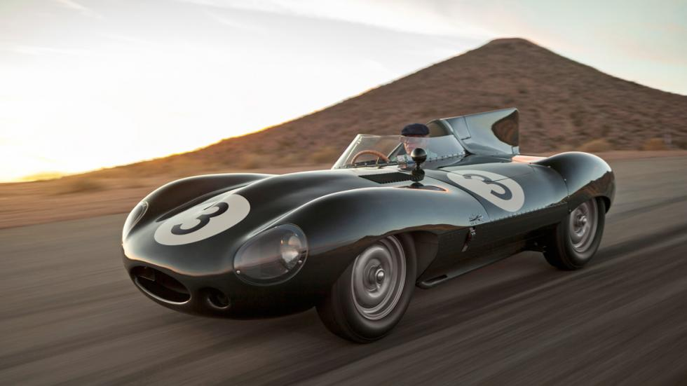 Jaguar D-Type Long Nose