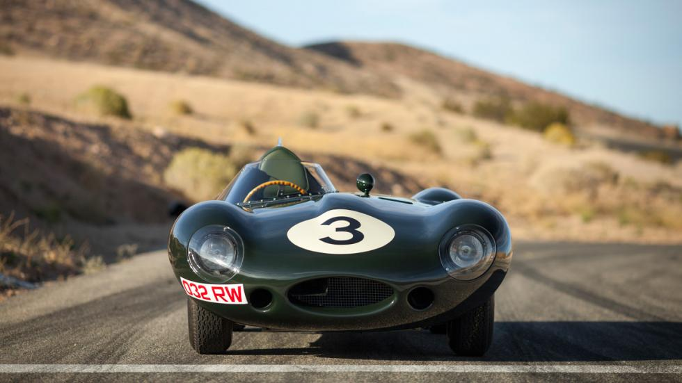 Jaguar D-Type Long Nose morro