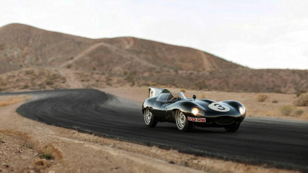 Jaguar D-Type Long Nose arizona
