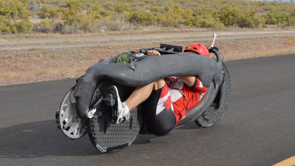 la bicicleta más rápida