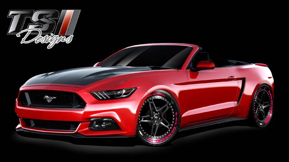 Ford-Mustang-SEMA-2015-TS-Designs