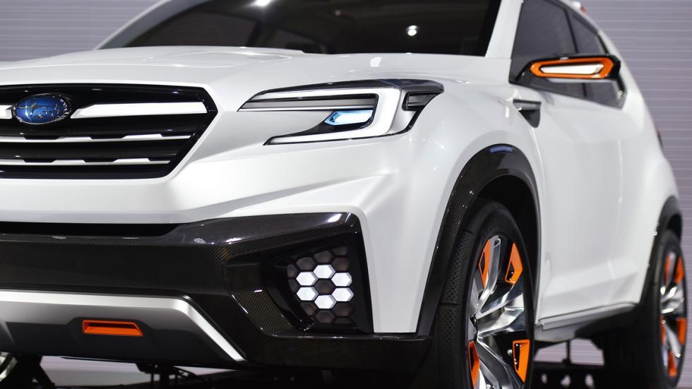 Subaru VIZIV Future Concept Salon Tokyo faros