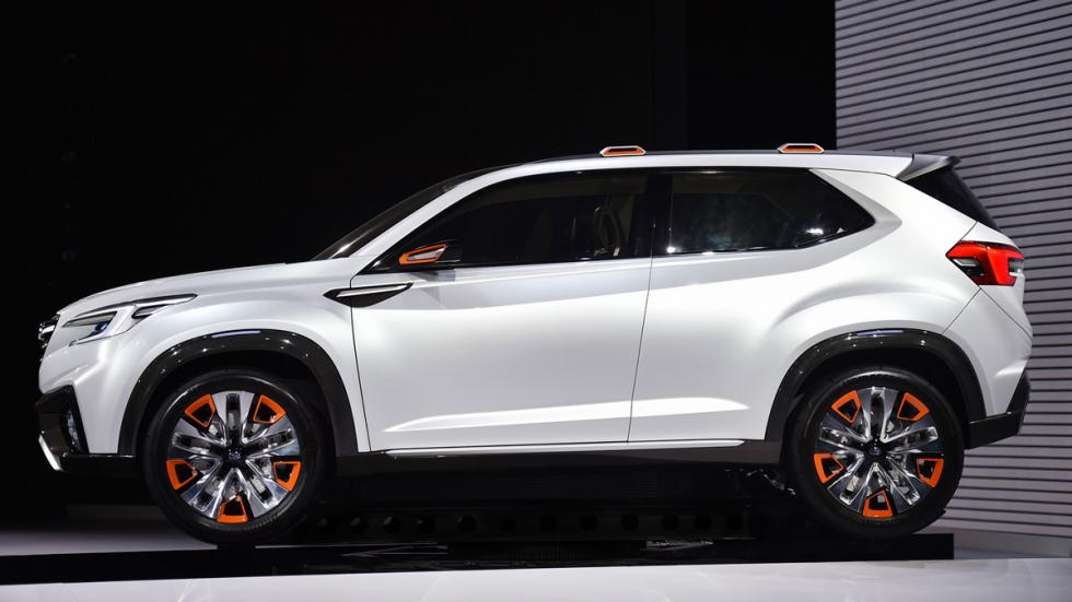 Subaru VIZIV Future Concept Salon Tokyo lateral