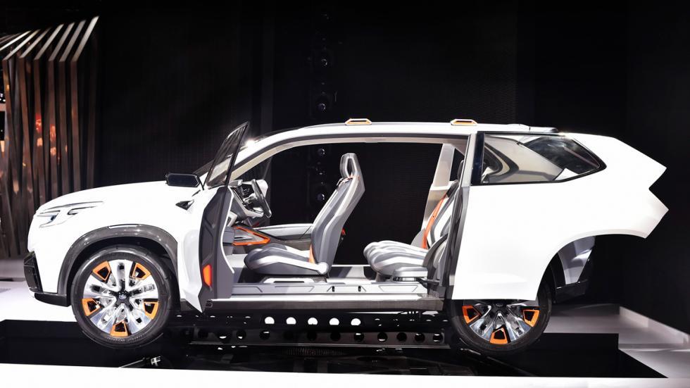 Subaru VIZIV Future Concept Salon Tokyo puertas