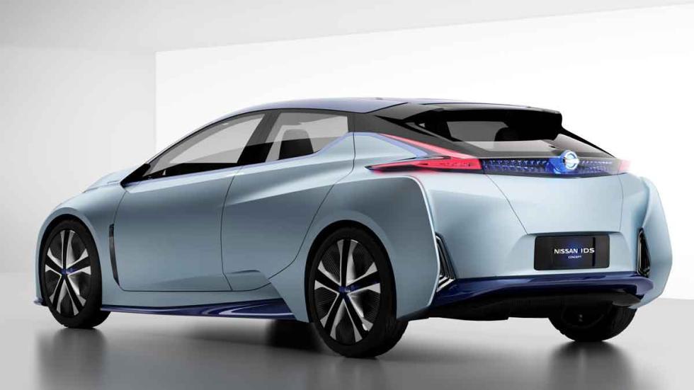 Nissan IDS Concept tres cuartos traseros
