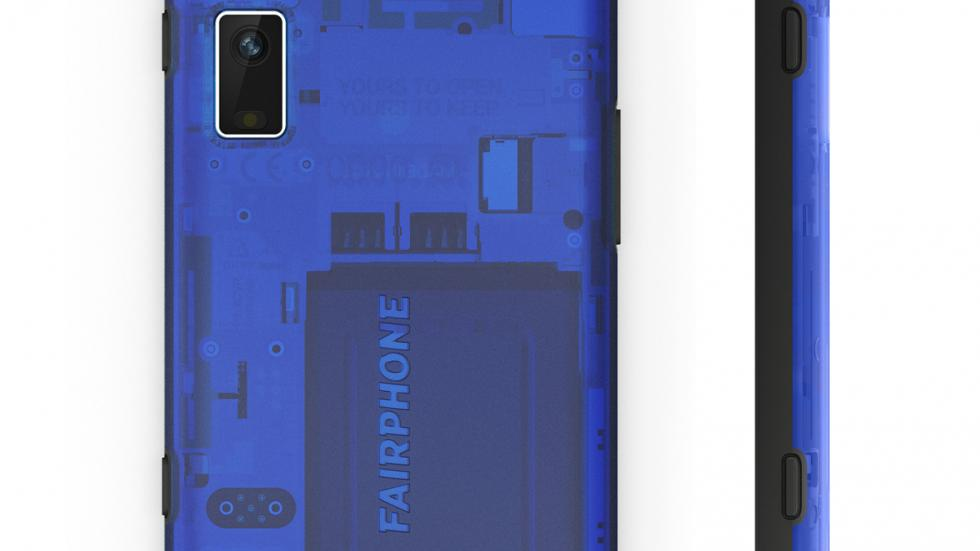 fairphone azul