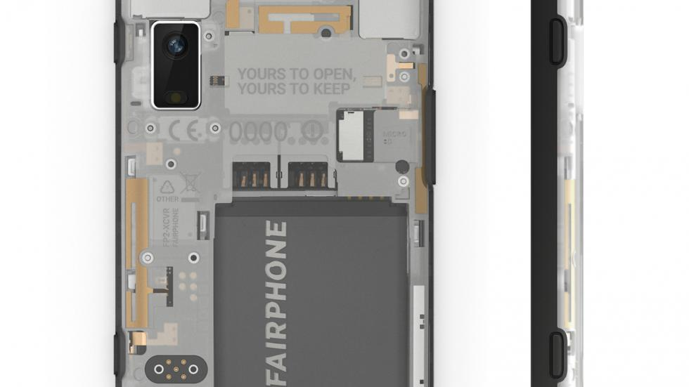fairphone carcasa