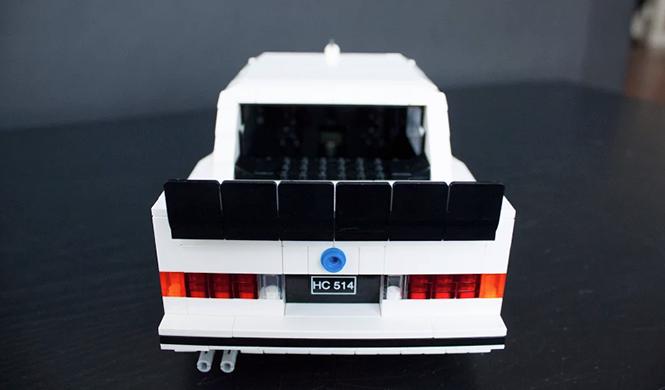 Lego BMW M3 E30 5