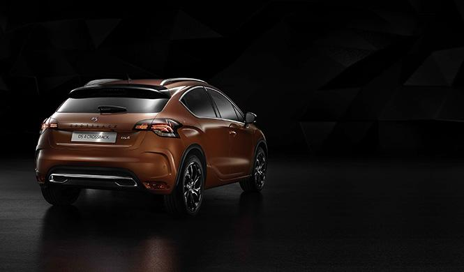 Nuevo DS 4 Crossback CarPlay