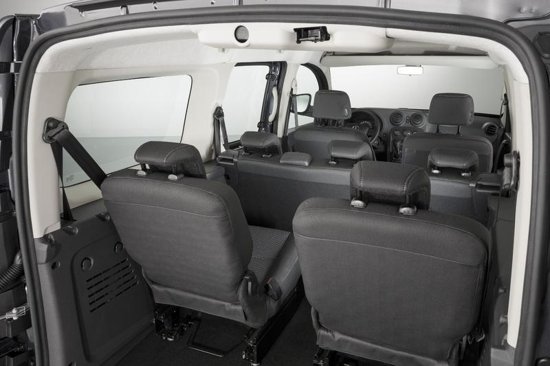 Mercedes Citan interior