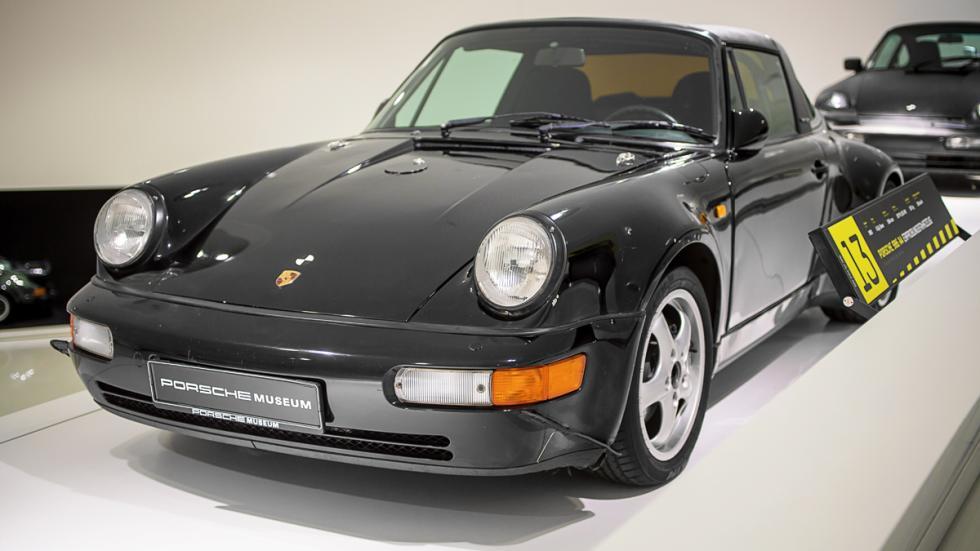 primer Porsche Boxster de la Historia