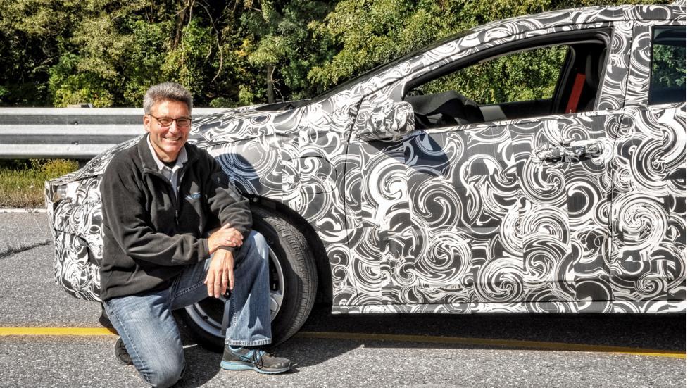 nuevo Chevrolet Volt