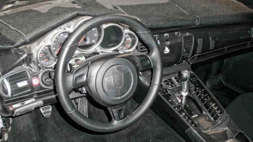 primer Porsche Panamera