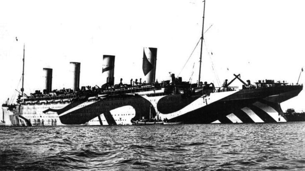 Primera Guerra Mundial.