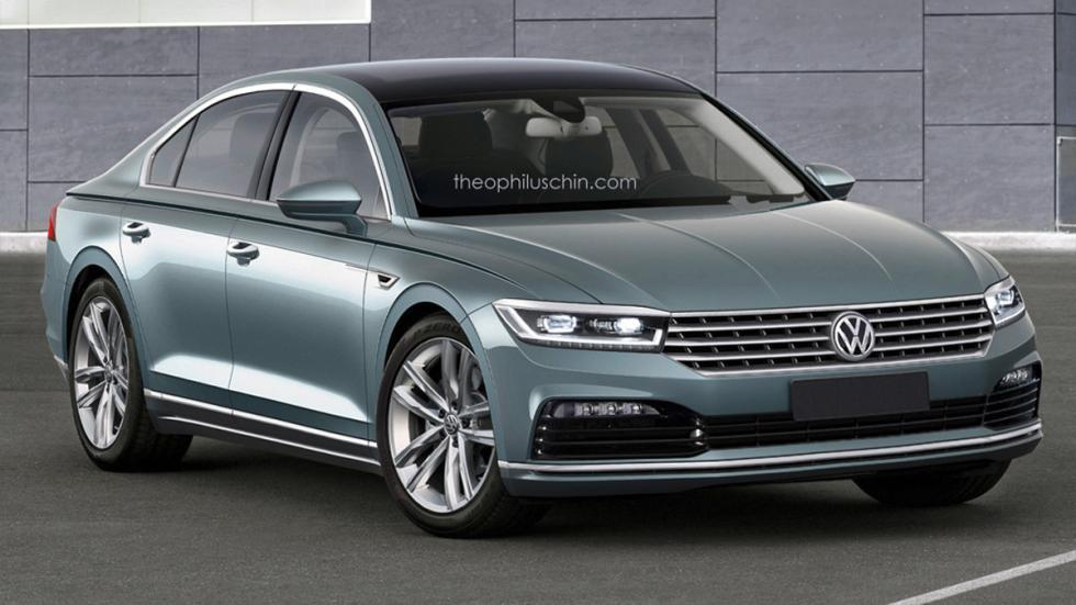 nuevo VW Phaeton