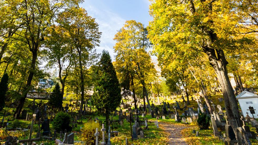 cementerio vilna