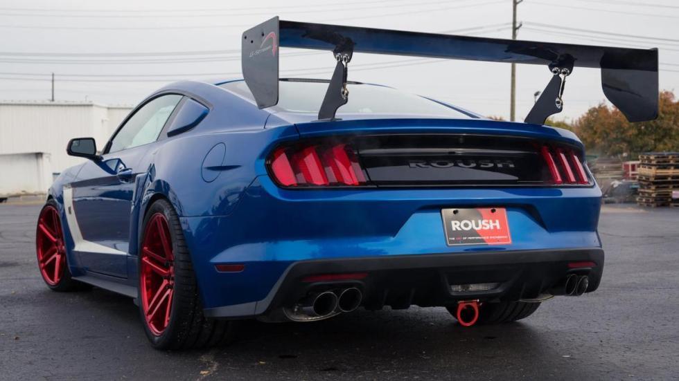 Ford Mustang Roush SEMA 2015