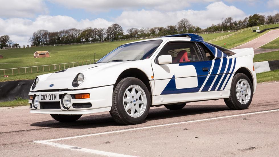 coches-miedo-conducir-rápido-ford-RS200