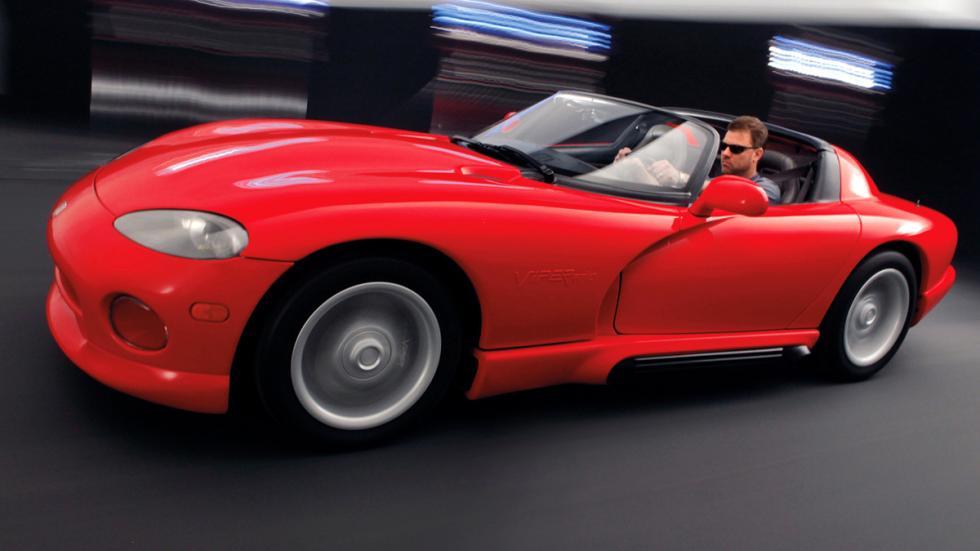 coches-miedo-conducir-rápido-dodge-viper