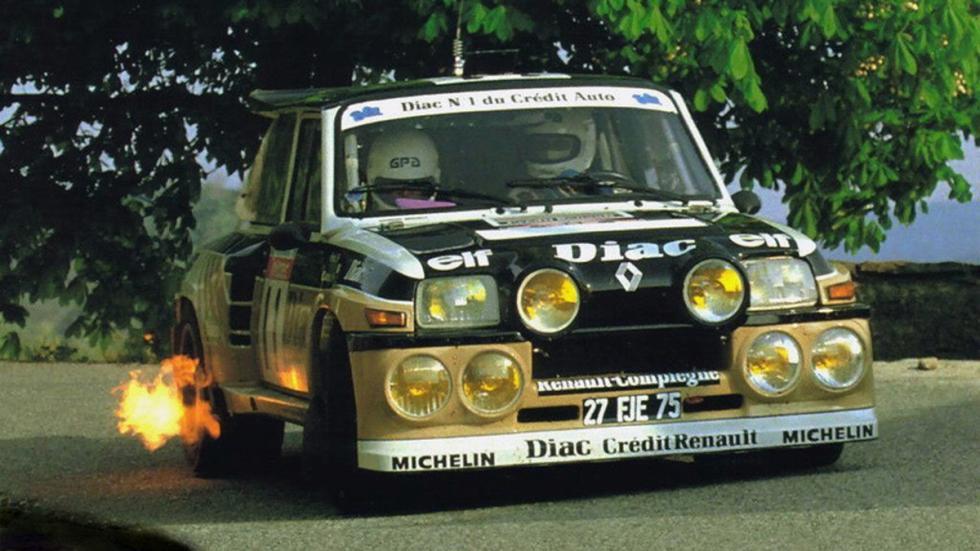 coches-miedo-conducir-rápido-renault-5-turbo-zaga